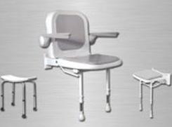 siège de douche - handicap